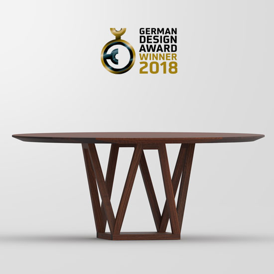 German Design Award Winner 2018 for CREO