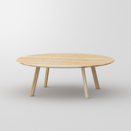 COFFEE TABLE RHOMBI ROUND