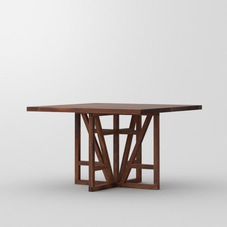 TABLE FACHWERK SQUARE