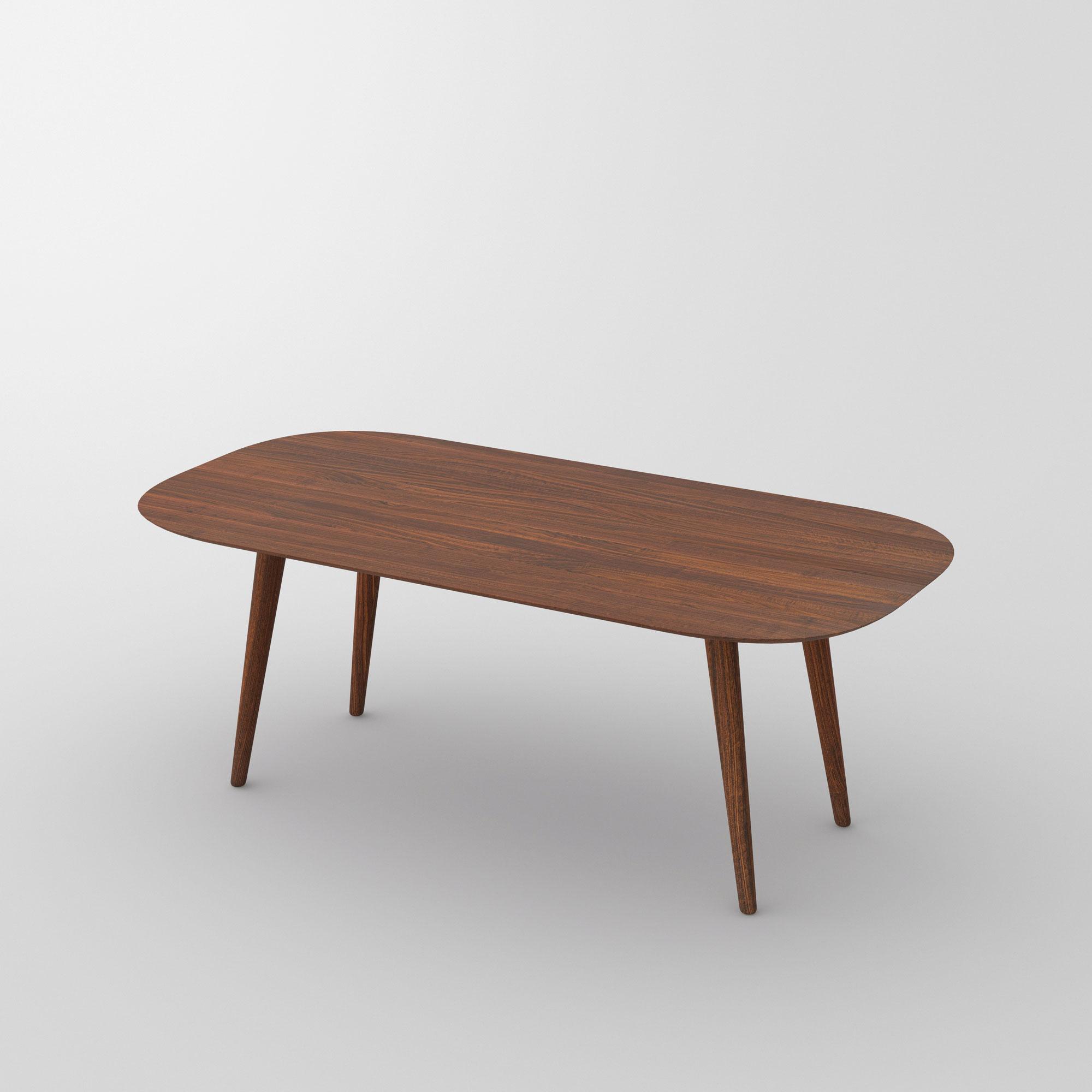 Esstisch Oval AMBIO Maßgefertigt Aus Massivholz Von Vitamin Design ...