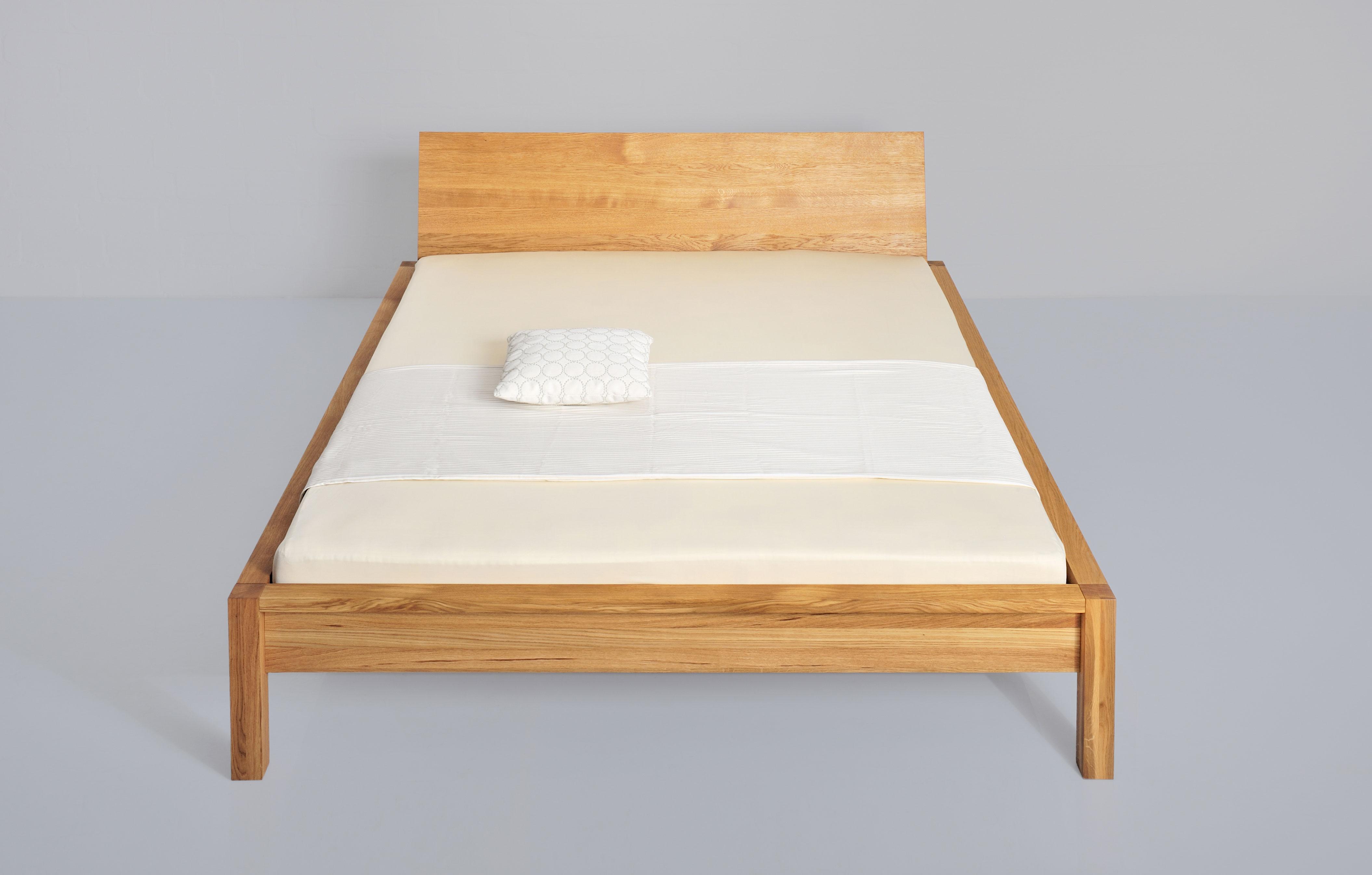 Massivholzbett design  Solid Wood Bed CARA | vitamin design