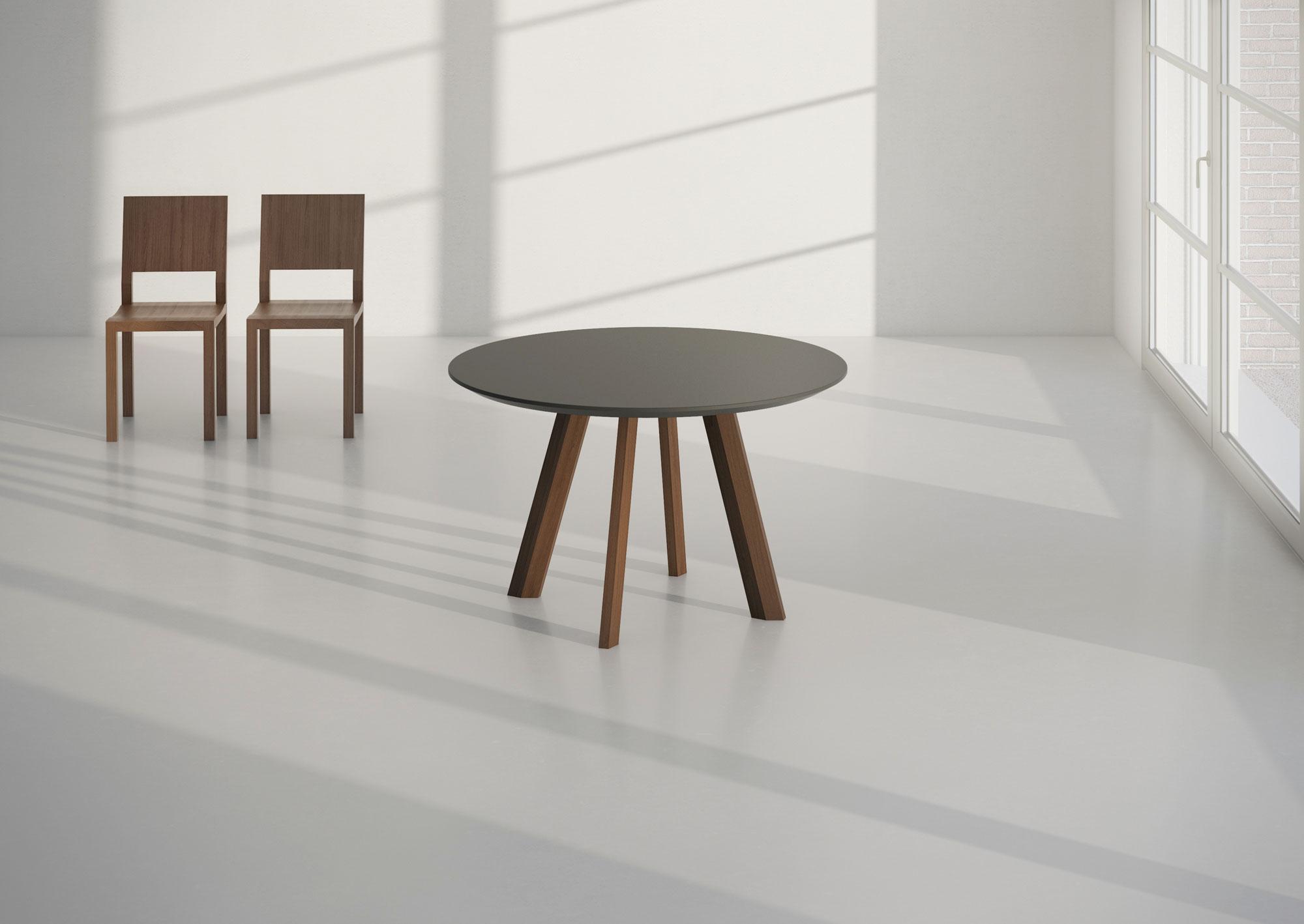 HR_D_T_RHOMBI-R-LINO_4_B10x6_vitamin-design_rhombi_round-table_tisch_linoleum_studio Impressionnant De Table Ronde Ikea Conception