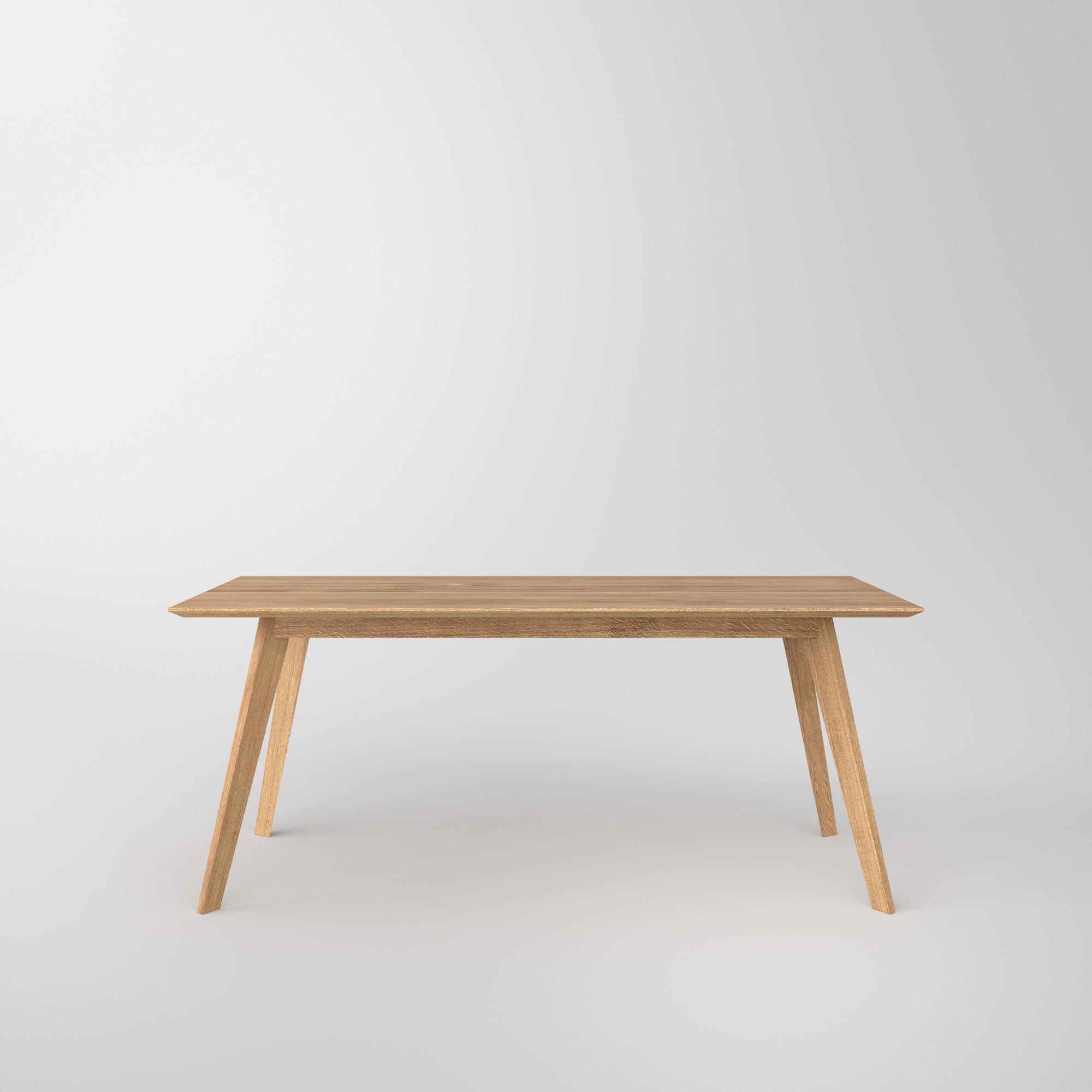 Filigraner massivholz esstisch citius vitamin design for Tisch vitamin design